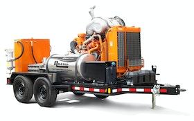 UltraGreen Water Jet Pump Units Reduce Emissions