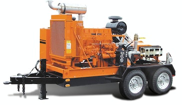 New Convertible NLB Pump Offers 350 hp with Portability