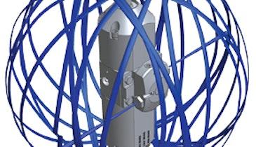 NLB 3-D head fits through 6-inch tank opening
