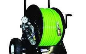 Vacuum Trucks/Pumps/Accessories - NozzTeq Lateral Cart