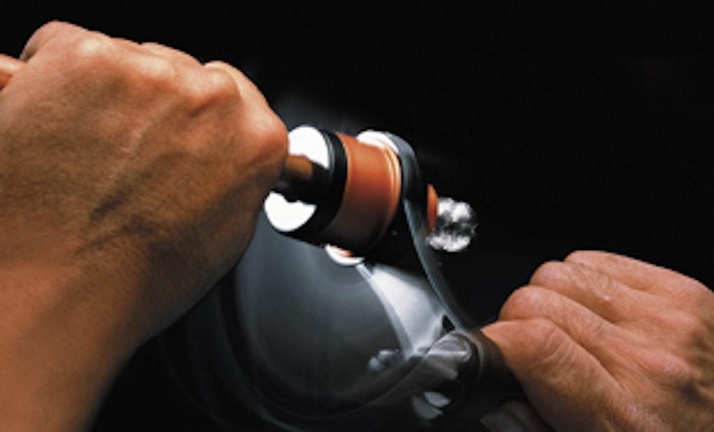 Ratchet-Action CopperKey Speeds Copper Tubing Prep Time