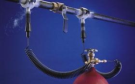 Pipe Freezing Kit Repairs Broken, Fully Pressurized Lines in Historic Landmark