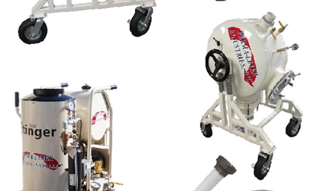Perma-Lateral System Simplifies Lining Jobs