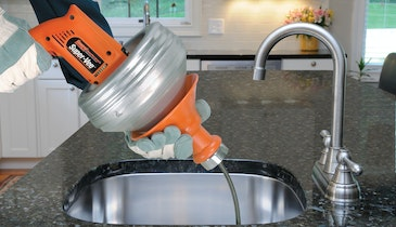 Super-Powered Drain Cleaner Beats the Competition
