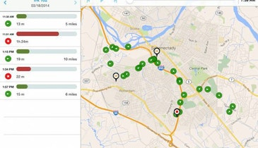 Real-Time GPS Tracking Helps Contractor Improve Customer Service