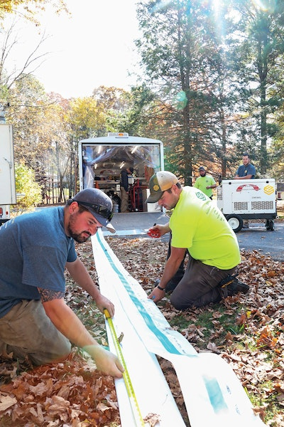 Pipeline Restoration is the First Choice for Customers of Savy & Sons