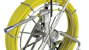 Push TV Camera Systems - Perma-Liner Industries drain/pipe inspection camera system