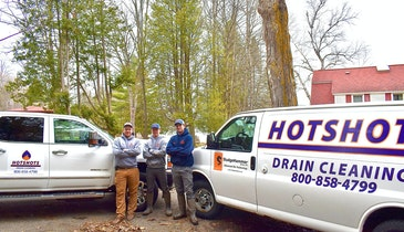 Hotshots Owner Gains Business With Warranties and Good Relationships With Area Plumbers