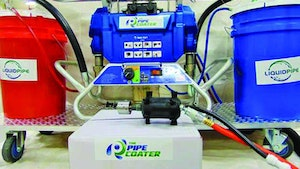 Relining and Rehabilitation Systems/Tools - Pipe Tech USA Pipe Coater