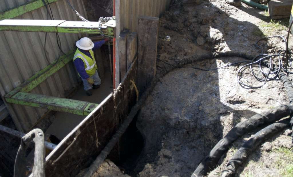 Industry Group Draws Attention to Trench Safety