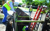 Pipe Bursting Provides New Path in Texas