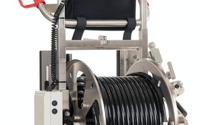 Push TV Camera Systems - Pipeline Renewal Technologies Cleansteer 40