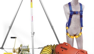 PK Safety Confined-Space Entry Contractor's Kit