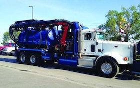 Jet/Vac Combo Units - Multipurpose cleaning truck