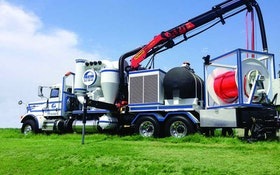 Hydroexcavation - Polston Applied Technologies PAT 360-HD