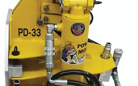 Pipe Bursting Tools - Pow-r Mole Trenchless Solutions model PD-33M