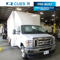 Pre-Built CCTV Inspection Trucks Available for Quick Delivery