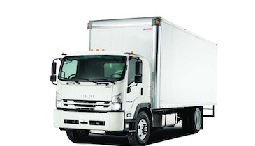 Isuzu FTR Class 6 Medium-Duty Truck Returns to Market