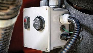Vacuum excavator combines cleaning with valve exerciser