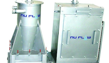 Dust Collector Removes Sand And Debris