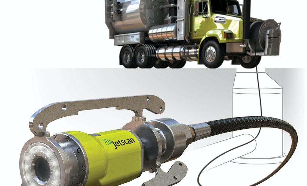 Wireless Nozzle Provides Immediate Assessment