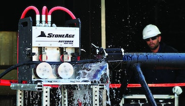 Hose Handling System Improves Safety