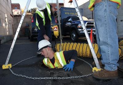 Back to Basics: Manhole Safety Review