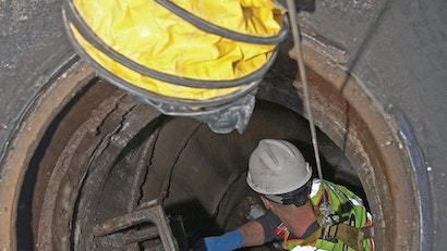 Don't Go Unequipped: Tools to Keep You Safe During Manhole Entry