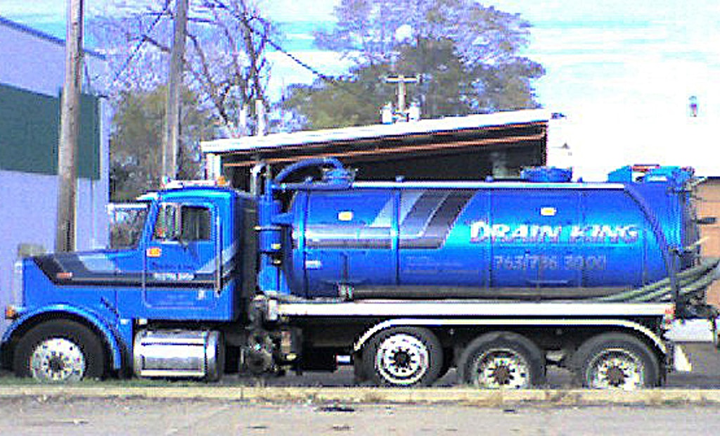 Cleaner Rewind: Expansion Spells Success for Drain King
