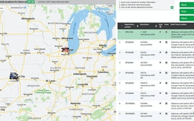 Fleet Management - Quartix vehicle tracking system