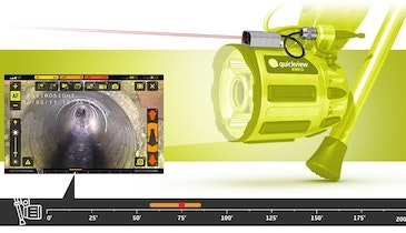 Quickview airHD Enhances Sewer Assessment with New Measurement Capabilities