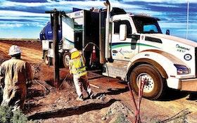 Hydroexcavation - RamVac by Sewer Equipment HX-12