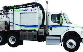 Jet/Vac Combo Units - Ramvac by Sewer Equipment HX-3