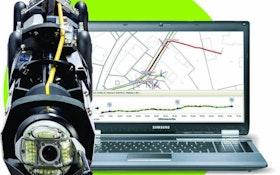 Push TV Camera Systems - RapidView IBAK North America 3D-GeoSense System