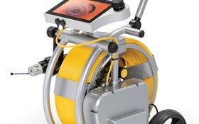 Push TV Camera Systems - RapidView IBAK North America MiniLite Pushrod System