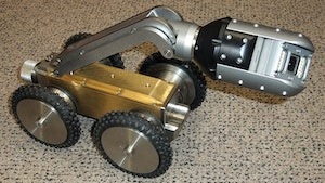 Inspection Cameras/Components - Ratech Mini Crawler PNT