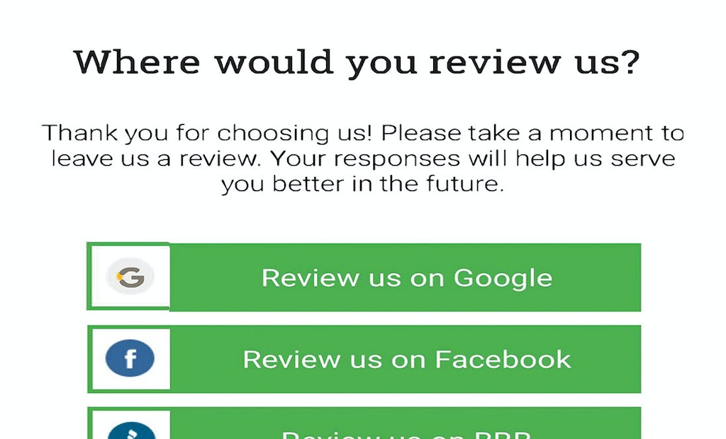 Get Customer Reviews in Real Time