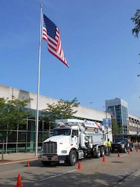 Recycled Water Maintains Jet/Vac Flow