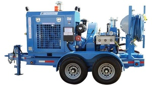 Truck/Trailer Jetters - Reliable Pumps 610 DT
