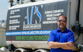Company Benefits From Investment in Water-Recycling Vacuum Trucks