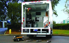 Inspection Cameras - CCTV pipeline inspection system