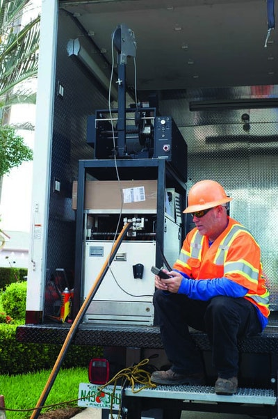 Cleaning Contractor Grows With CIPP