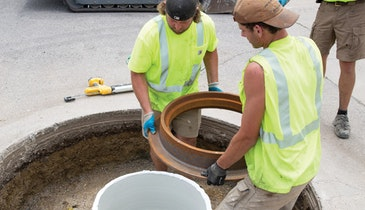 Cutting Into the Manhole Market