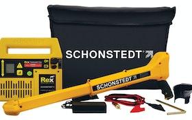 Electronic Line Locators - Schonstedt Instrument Rex
