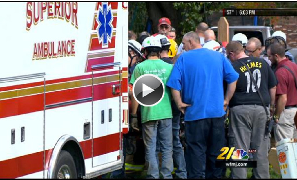Another Worker Hospitalized in Trench Collapse