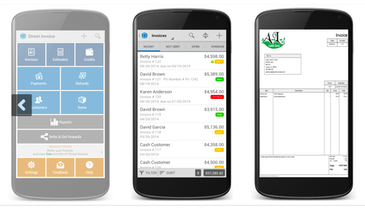 Get Paid Now: Street Invoice Introduces New Technology for its Mobile App