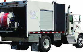 Truck/Trailer Jetters - Sewer Equipment 800 HPR-ECO