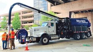 Jet/Vac Combo Units - Sewer Equipment Model 900 ECO