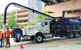 Jet/Vac Combo Units - Sewer Equipment Model 900 ECO