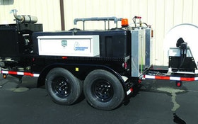 Trailer Jetters/Accessories - Sewer Equipment Mongoose Jetters Model 254